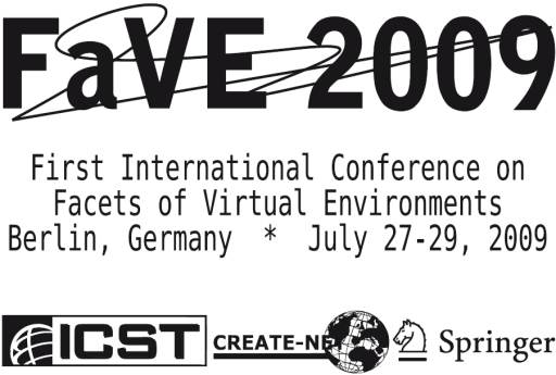 Fave 2009 Facets of Virtual Environments International Conference