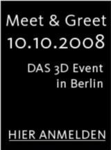 Meet & Greet 2008 Anmeldung