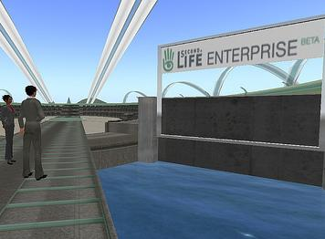 Second Life Enterprise Beta Nebraska